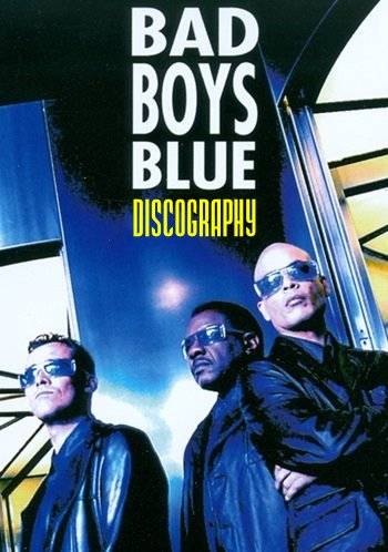 Bad Boys Blue - Discography [1985-2010]  MP3