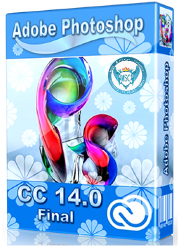 Adobe Photoshop CC 2014 (2014) PC | RePack by D!akov