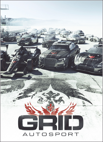 GRID: Autosport [2014 / Arcade, Racing, Cars, 3D] Лицензия