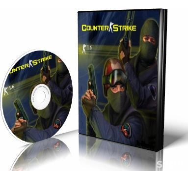 Counter-Strike 1.6 (NonSteam v38) [2008 / Action, 3D, 1st Person / RePack]