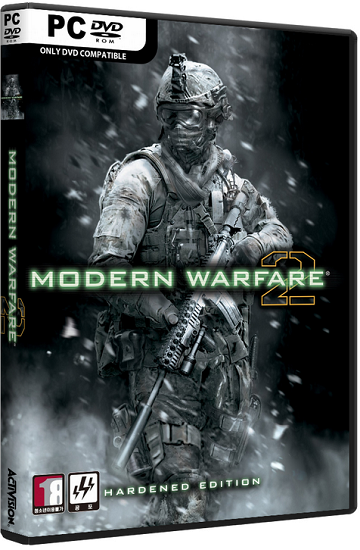 Call of Duty: Modern Warfare 2 [2009 / Action (Shooter), 3D, 1st Person, 3rd Person / Rip] от R.G. Механики