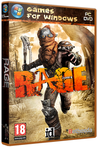 Rage: Anarchy Edition [2011 / Action(Shooter),3D,1st Person / Rip] от R.G. Механики