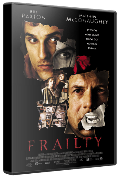 Порок / Frailty [2001 / триллер, драма, криминал / BDRip 720p] MVO (лицензия)