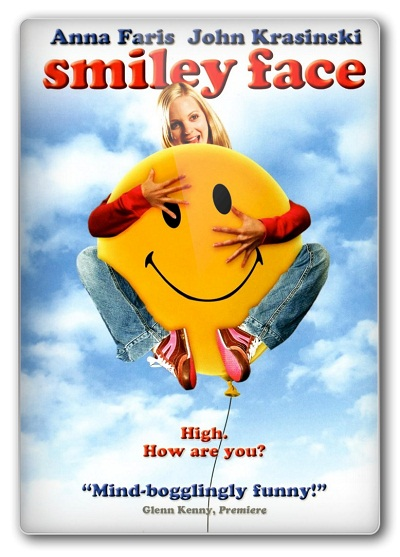 Хохотушка / Smiley Face [2007 / Комедия / BDRip 1080p] DVO