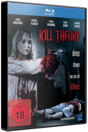 Теория убийств / Kill Theory [2008 / ужасы, триллер / BDRip] DUB (лицензия)