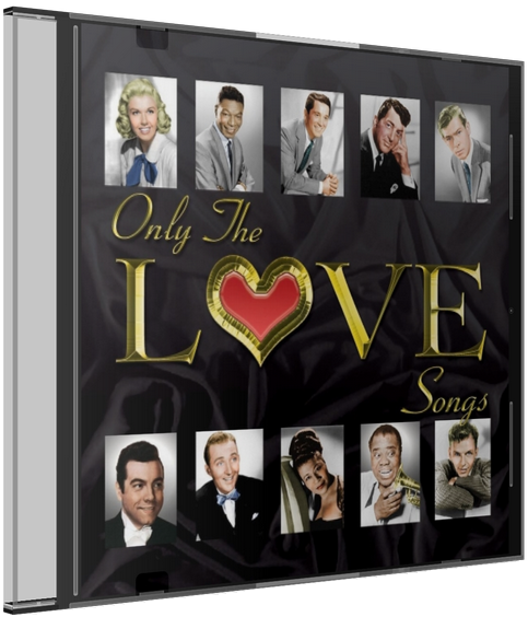 VA / Only The Love Songs (2015) MP3