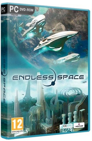 Endless Space [v 1.1.54] [2012 / Strategy, 3D / Steam-Rip] от R.G. Игроманы