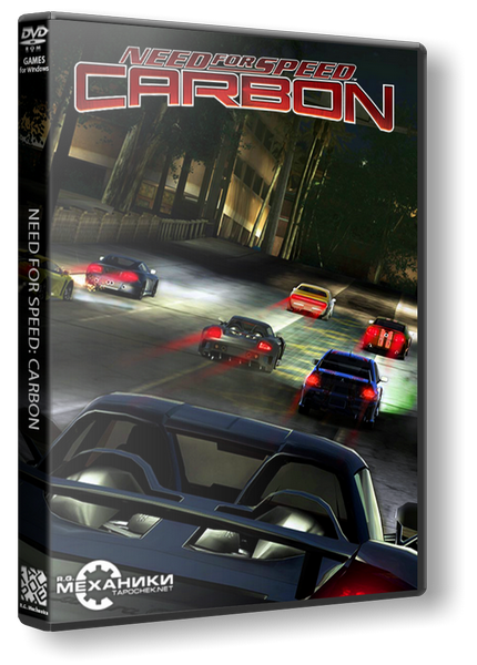 Need for Speed: Carbon [2006 / Arcade, Racing, Cars, 3D / RePack] от R.G. Механики
