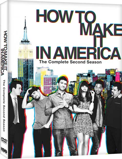 Как добиться успеха в Америке / How to Make It in America (Сезон - 2, серии - 8 (из 8)) [2011 / драма, комедия / HDTVRip] DVO (Кубик в Кубе) + SUB