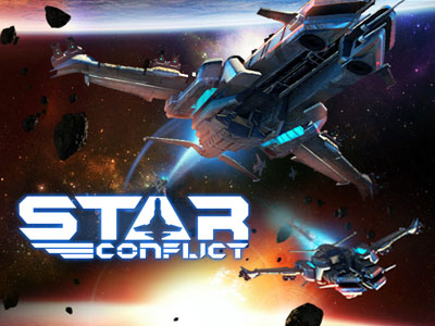 Star Conflict v.1.1.3 (23.04.2015) [2013 ,MMORPG / Action] (Лицензия)