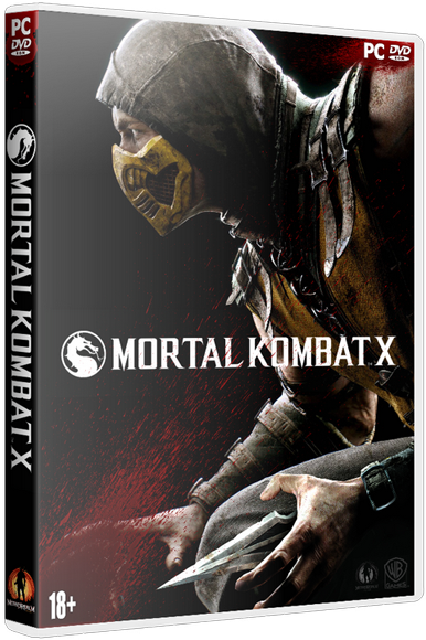 Mortal Kombat X (Update 6) [2015 / Action, Fighting, 3D / ENG] РС | RePack от R.G. Catalyst