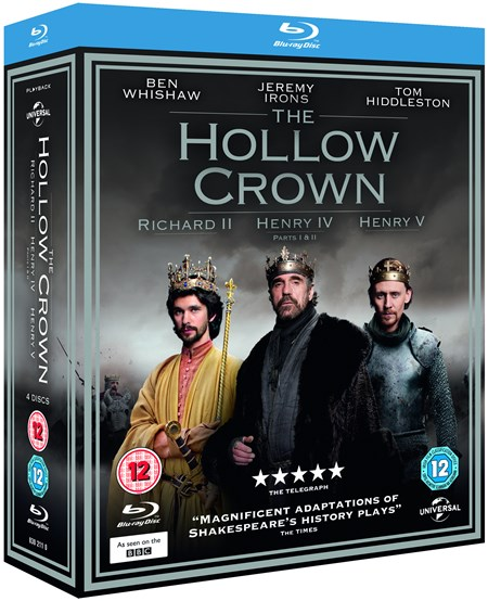 Пустая корона / The Hollow Crown (Сезон - 1, серии - 4 (из 4)) [2012 / драма, история / HDTVRip 720p] МVO (СВ Дубль) + SUB