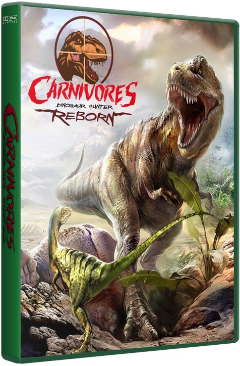 Carnivores: Dinosaur Hunter [2015 / 1st person, action, shooter / Пиратка] РС