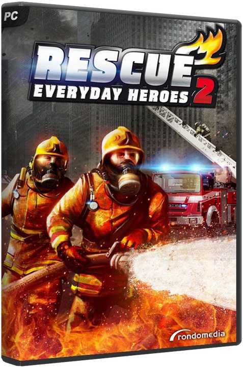 RESCUE 2: Everyday Heroes s [2015 / Simulator, Real-time, 3D / Лицензия] PC