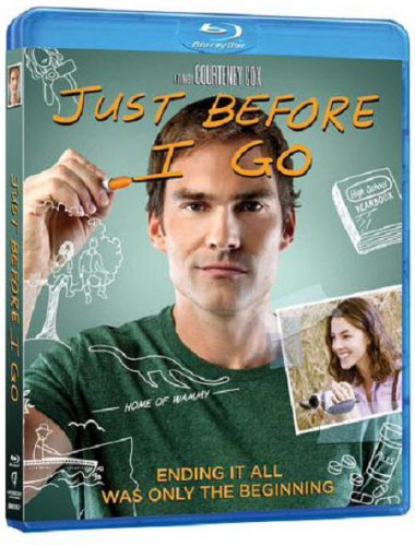 Прежде чем я уйду / Just Before I Go [2014 / драма, комедия / BDRip 1080p] DVO Sub