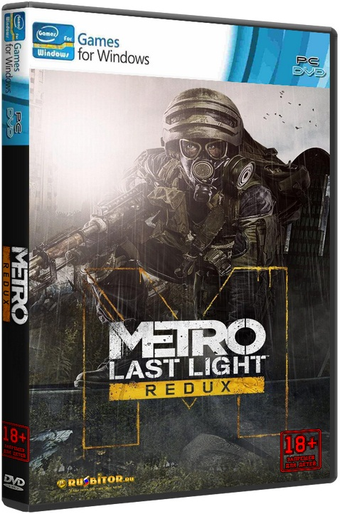 Metro: Last Light - Redux [Update 5] [2014 / Action, 3D, 1st Person / RePack] РС от xatab