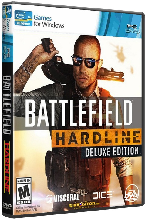 Battlefield Hardline: Digital Deluxe Edition [2015 / Action, Shooter, 3D, 1st Person / RePack] РС by xatab