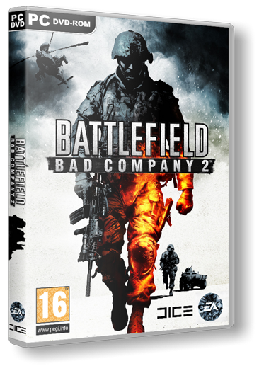 Battlefield: Bad Company 2 [Project Rome] [2010 / Action, 3D, 1st persoon / RePack] PC RePack от Canek77