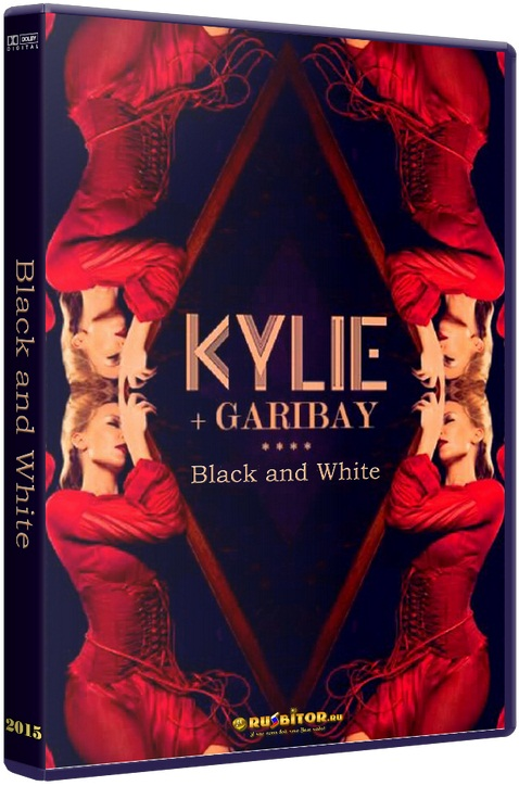 Kylie & Garibay feat. Shaggy / Black and White [2015 / Pop / WEBRip]
