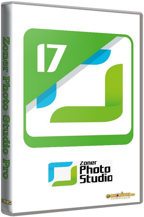 Zoner Photo Studio Pro [17.0.1.12] [2015] PC