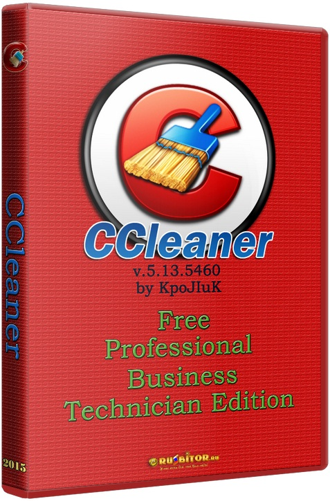 CCleaner 5.27.5976 Free / Business / Professional / Technician Edition (2017) PC | RePack & Portable by KpoJIuK