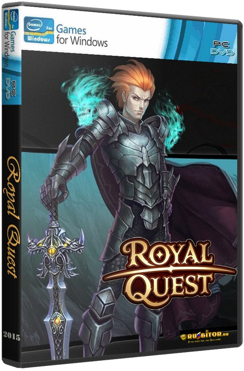 Royal Quest v.1.0.009 (30.12.2015) [2012 ,MMORPG / Action] (Лицензия)