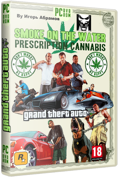 GTA 5 / Grand Theft Auto V [1.0.573.1] [2015 / Action, Racing, 3D / RePack] от JohnMc
