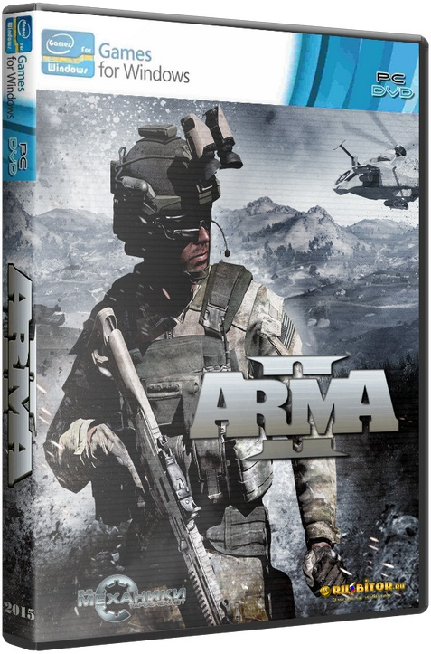 Arma 3 [v 1.54] [2013 / Action, 3D, 1st Person, 3rd Person / RePack] PC by R.G. Механики