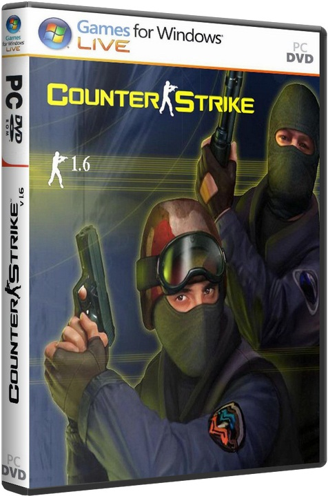 Counter-Strike [1.6] [2016 / Shooter / RePack] PC  by Turnir