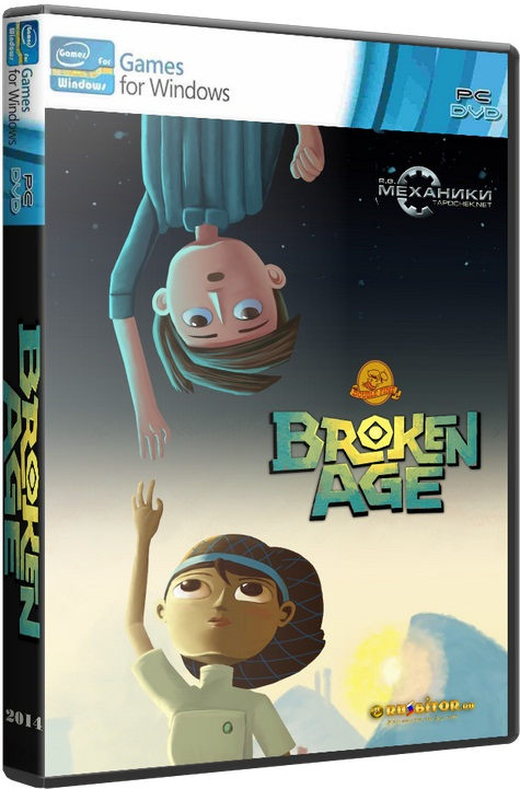 Broken Age: Complete [2014 / Adventure, Indie, 3D / RePack] PC by R.G. Механики