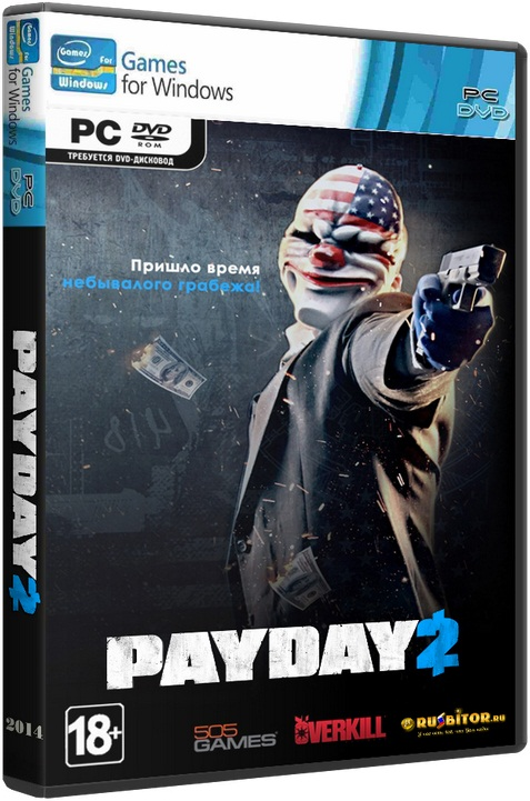 PayDay 2: Game of the Year Edition [v 1.50.0] [2014 / Action / RePack] от Pioneer