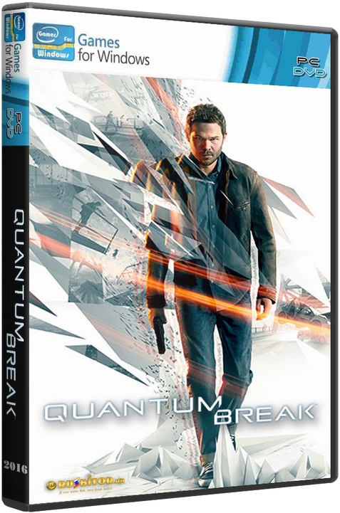 Quantum Break [2016 / Action (Shooter) / 3D / 3rd Person / Лицензия]