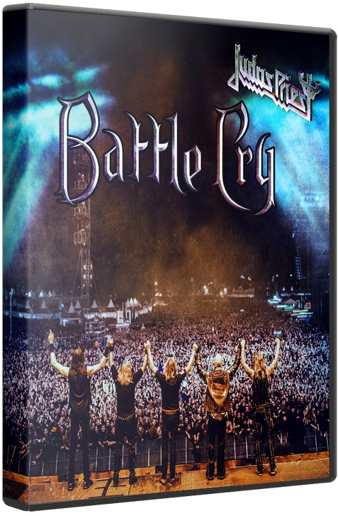 Judas Priest / Battle Cry Live [2016 / Heavy Metal / BDRip 1080p]