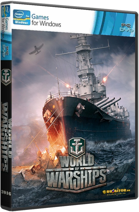 World Of Warships v.0.5.5 (29.04.2016) [2015 ,MMO / Simulation] (Лицензия)
