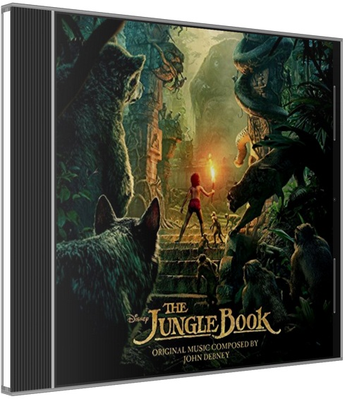 Книга джунглей / The Jungle Book (by John Debney) [2016] MP3
