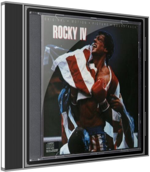 Рокки 4, 5, Бальбоа / Rocky IV, V, Rocky Balboa: Best Of Rocky (by Bill Conti, Vince DiCola & VA) [1976-2006] MP3