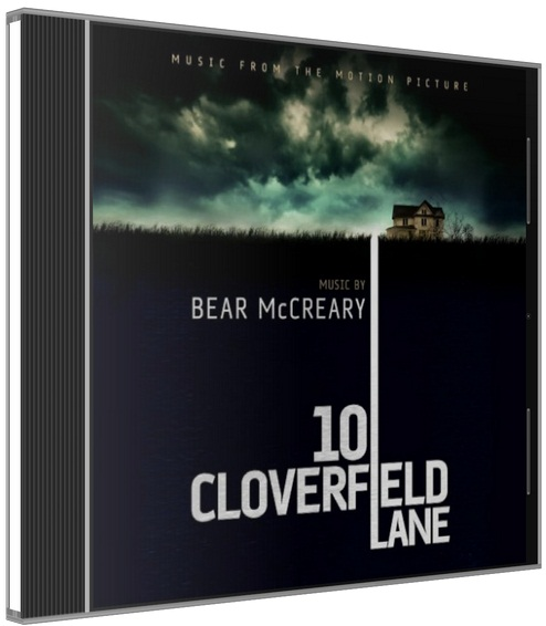 Кловерфилд, 10 / 10 Cloverfield Lane (Bear McCreary) [2016] MP3