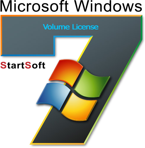 Windows 7 SP1 x64 Volume Licensing StartSoft [20-2016] [2016] [1DVD]