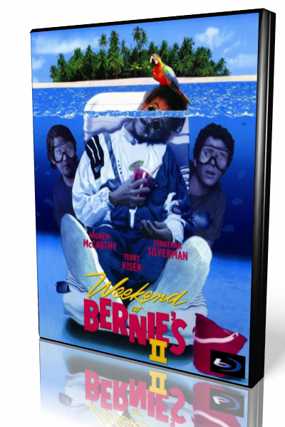 ������� ���-��� � ����� 2 / Weekend at Bernie's II [1993 / �������, �������/ BDRip 1080]