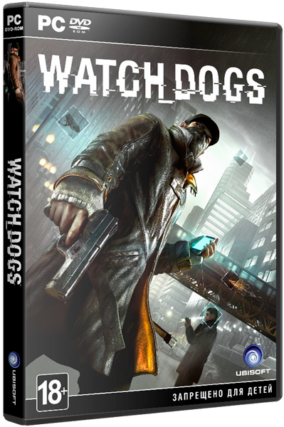 ������� Watch Dogs - Digital Deluxe Edition [v 1.06.329 + 16 DLC] [2014 / Action, Shooter, 3D, 3rd Person, Stealth / PC | RePack �� xatab]