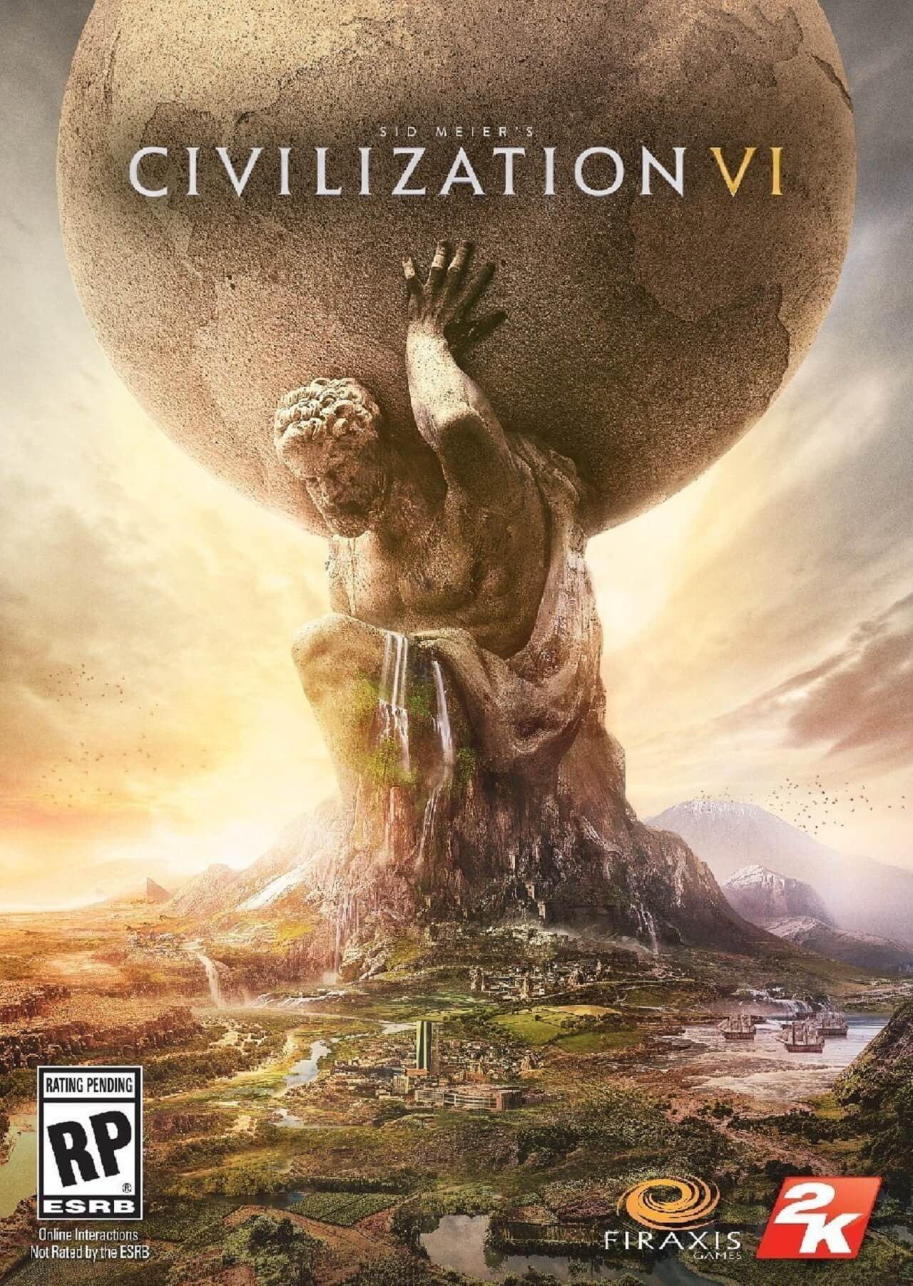 ������� Sid Meier's Civilization VI: Digital Deluxe (1.0.0.26) [2016 /Strategy, Real-time, 3D / PC / Repack] by Umdrella