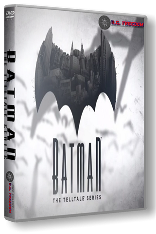 Batman: The Telltale Series - Episode 1-3 [2016 / Adventure / RePack] от R.G. Freedom