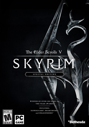 The Elder Scrolls V: Skyrim Special Edition [2016 / RPG, 3D, 1st Person, 3rd Person / RePack] by Umdrella