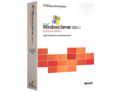 Windows Server [2003 R2 SP2] [2007]
