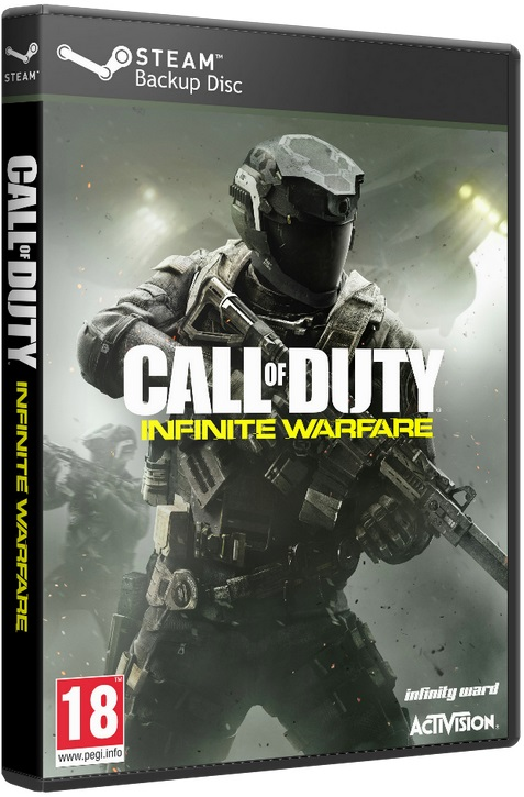 Call of Duty: Infinite Warfare [2016 / Action, Shooter, 3D, 1st Person / Repack] by Umdrella