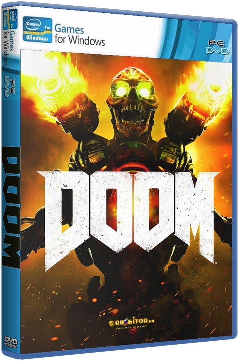 Doom [2016/ Action, Shooter, 3D, 1st Person/ Repack by 5moke]