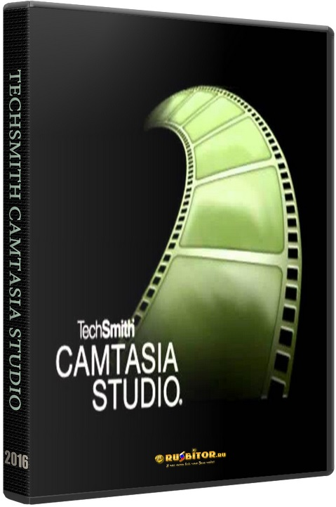 TechSmith Camtasia Studio [9.0.1 Build 1422] [2016] PC | RePack by KpoJIuK