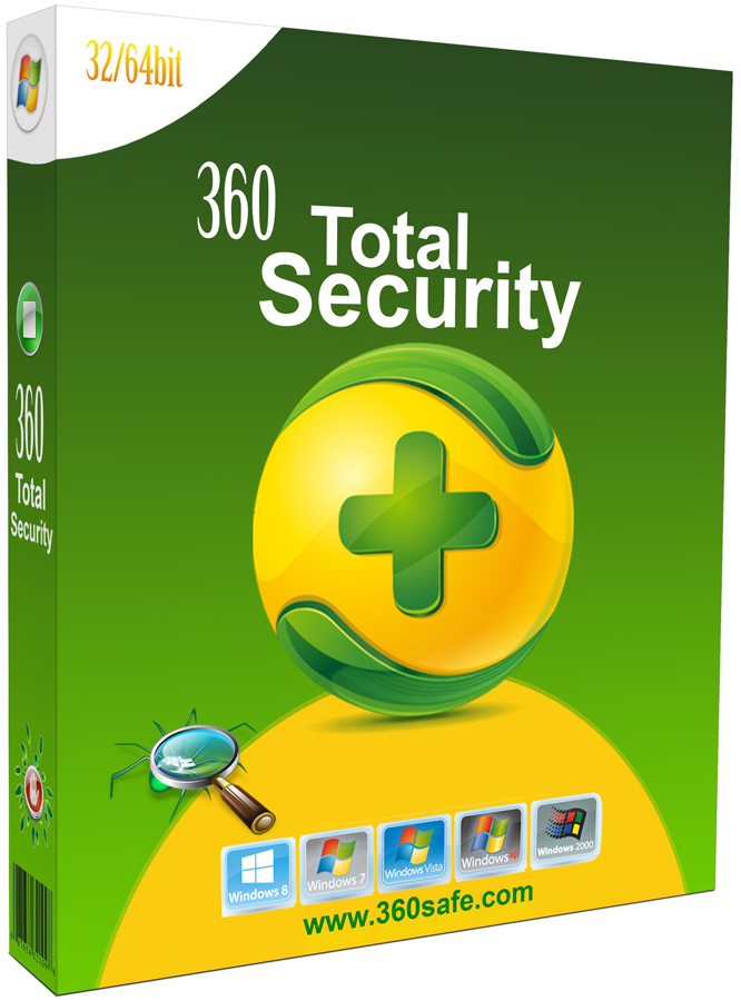 360 Total Security [8.8.0.1083] [2016] РС