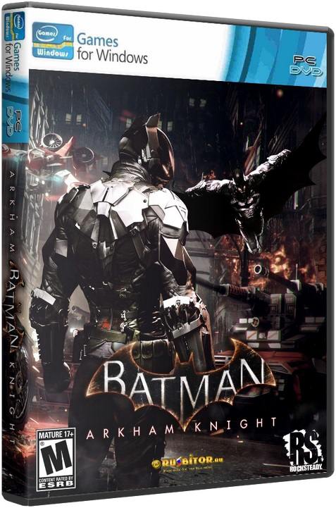 Batman: Arkham Knight - Premium Edition [v.1.6.2.0 + DLC] (2015) PC | Repack от =nemos=