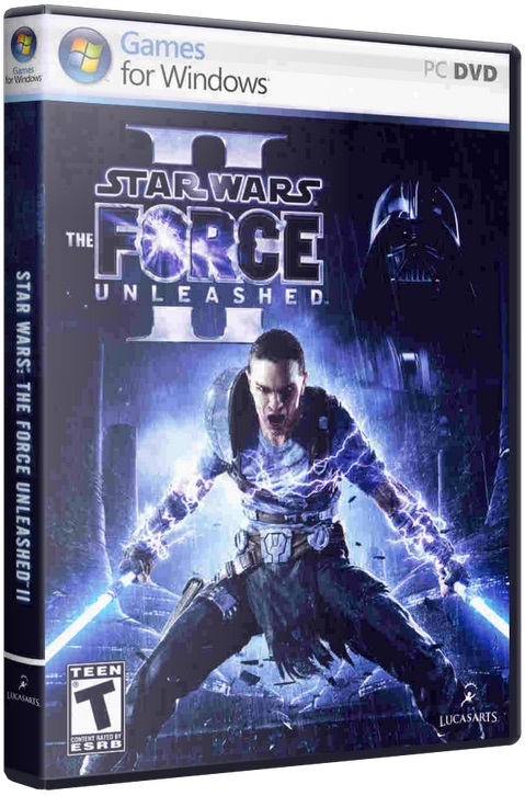 Star Wars: The Force Unleashed 2 [2010 / Action (Slasher), 3D, 3rd Person / Лицензия] РС